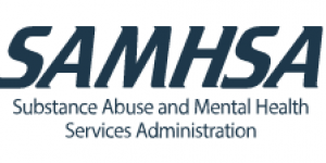 Substance Abuse and Mental Health Services Administration (SAMHSA) logo